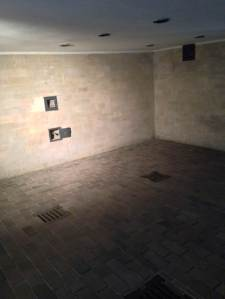 A Dauchau gas chamber, one of the pictures I did not show. Photo by G. Brown.