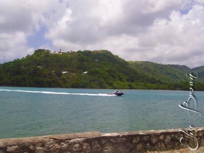Boating.
