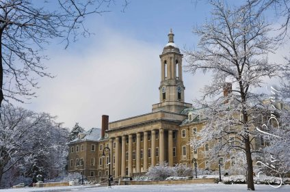 Penn State's Old Main.