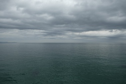 I went to the end of the Otago Peninsula three times and really liked the greys in this picture.