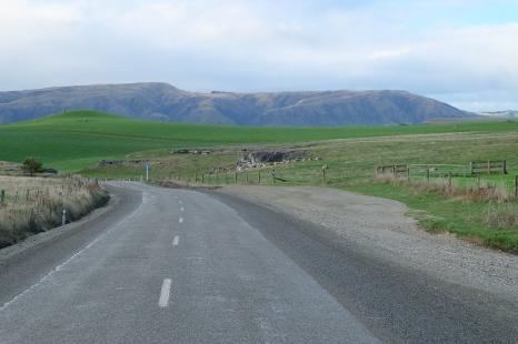 Scene from North Otago.