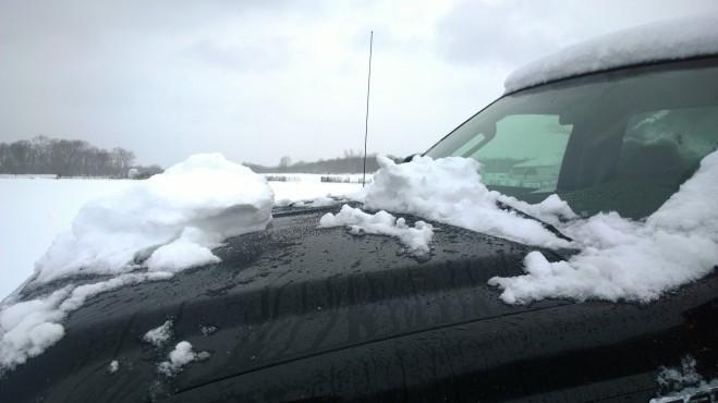 Snowy Adventure Truck